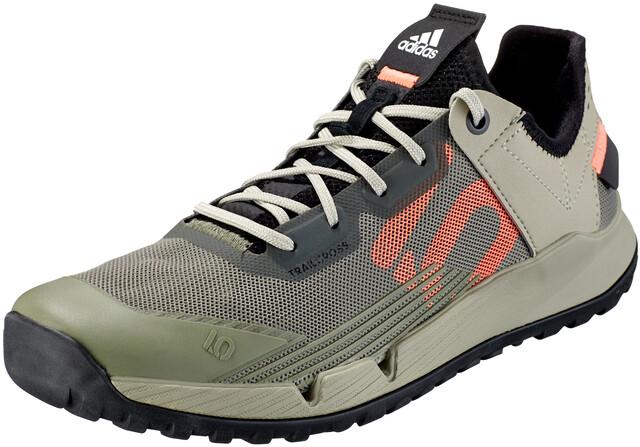 adidas Five Ten Trailcross LT Mountainbike Schoenen Dames, legacy greensignal coralcore black